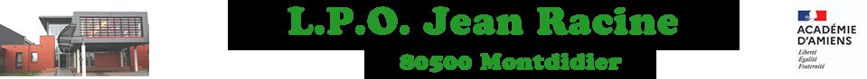 Lycée Jean Racine